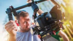 How does a gimbal work_