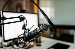 what equipment do you need to podcast