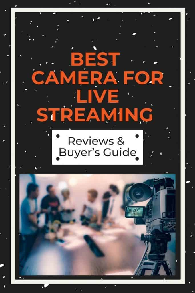 best-camera-for-live-streaming