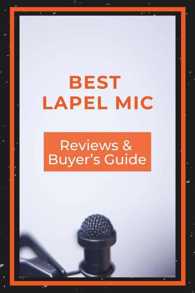 best-lapel-mic