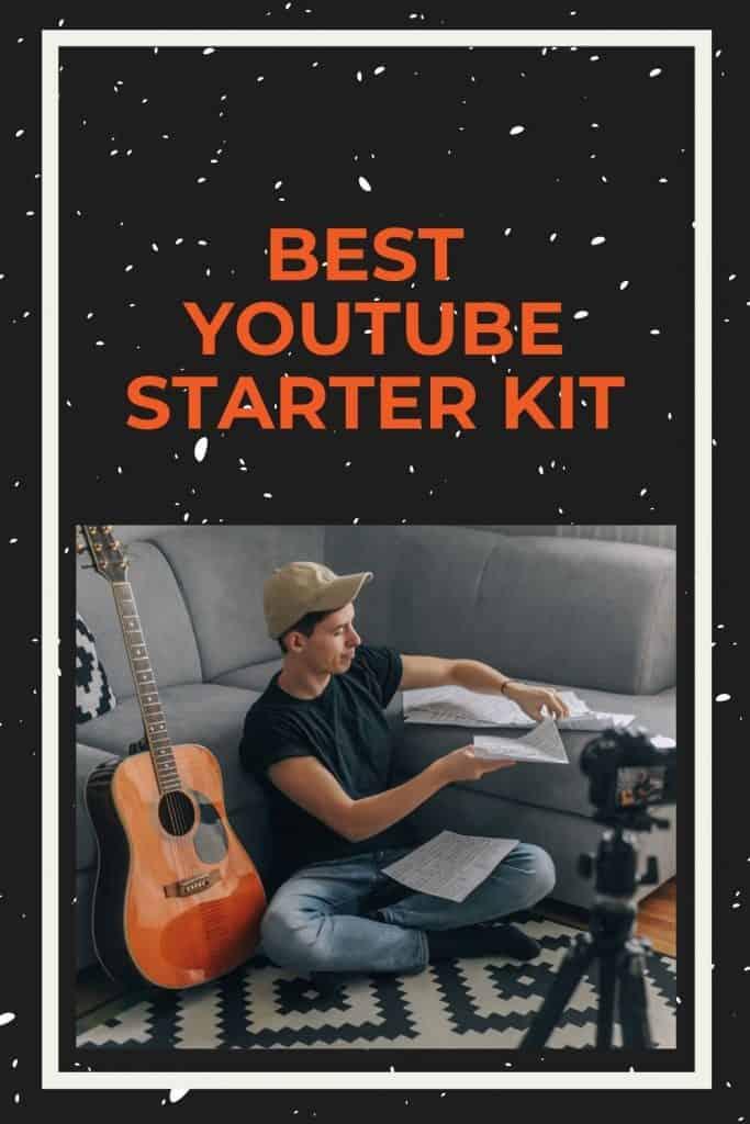 best-youtube-starter-kit