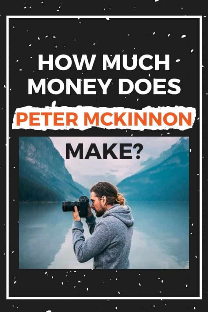 how-much-money-does-peter-mckinnon-make