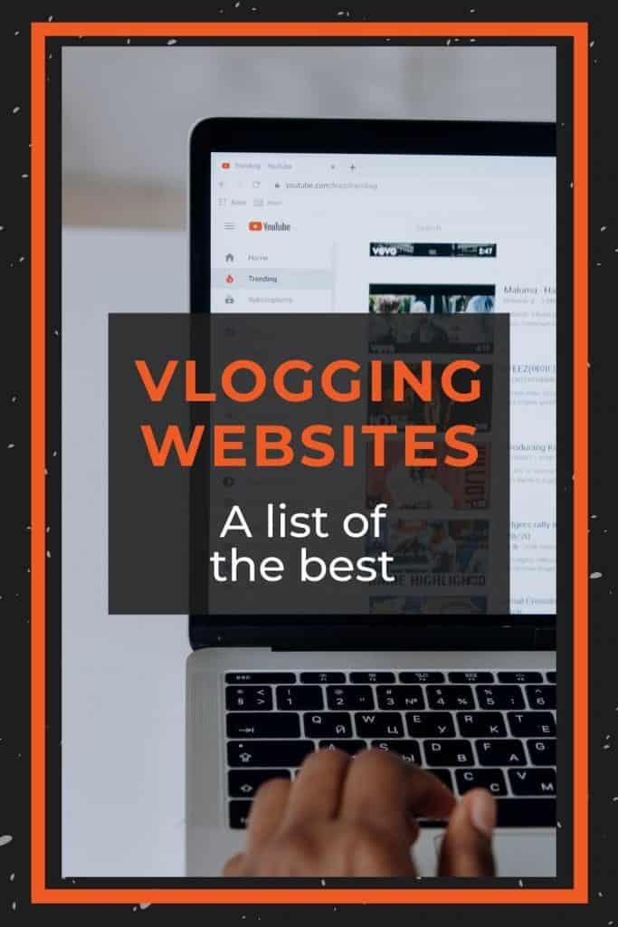 vlogging-websites